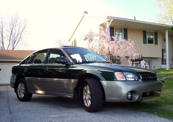 babyback 2002 subaru outback specs photos modification. Black Bedroom Furniture Sets. Home Design Ideas