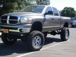 4wheelcustomz 2006 Dodge Ram 1500 Regular Cab