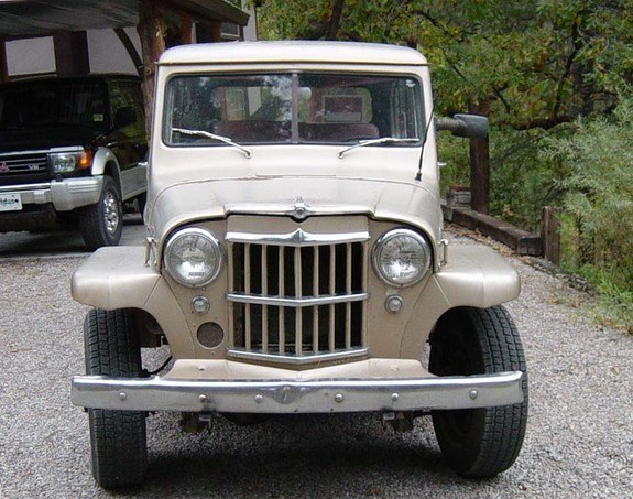 landin11243's 1959 Willys Wagon