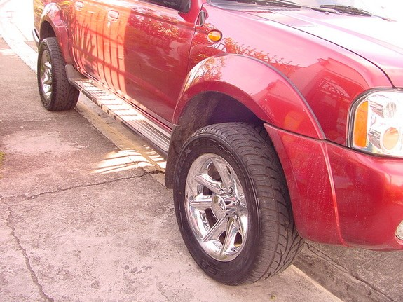 Another RedTorque 2004 Nissan Frontier Regular Cab post... - 8366879