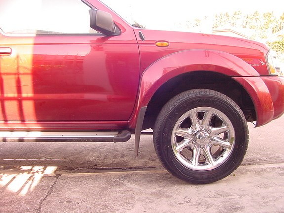 Another RedTorque 2004 Nissan Frontier Regular Cab post... - 8366880