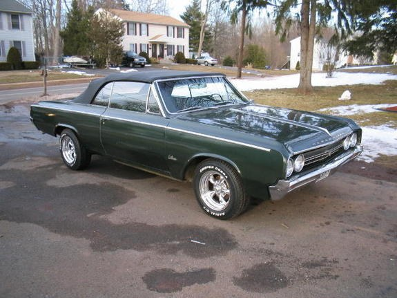 64cutlass 1964 Oldsmobile Cutlass 8366360