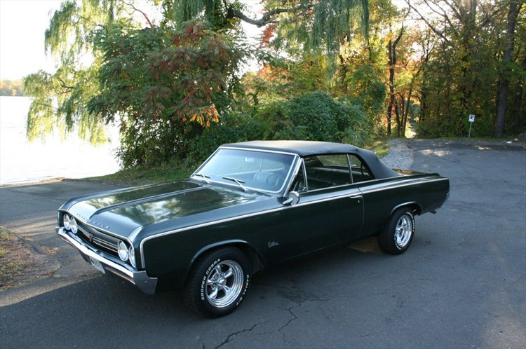 64cutlass's 1964 Oldsmobile Cutlass
