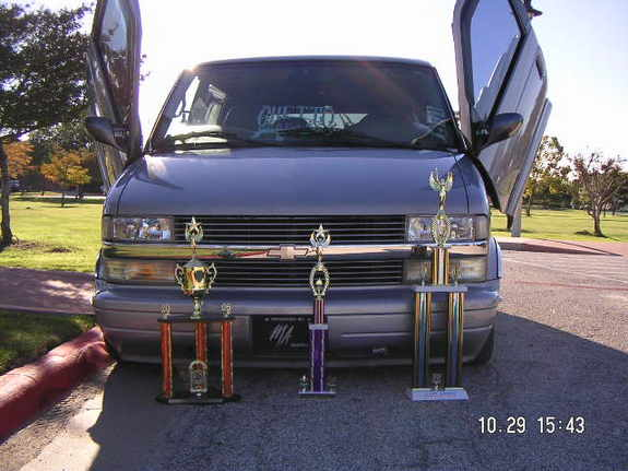 Another tazdevil99 1999 Chevrolet Astro post... - 8367933