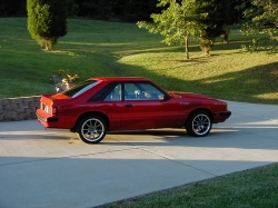 Restored81s 1981 Mercury Capri