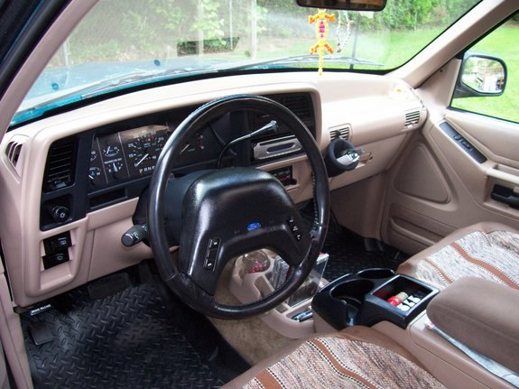 94xltx 1994 Ford Explorer Specs Photos Modification Info