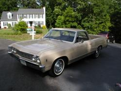 Quintonsdustys 1967 Chevrolet El Camino