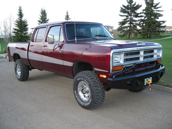 KensDodge's 1983 Dodge Power Wagon