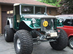 MudderMilitia 1951 Dodge Power Wagon