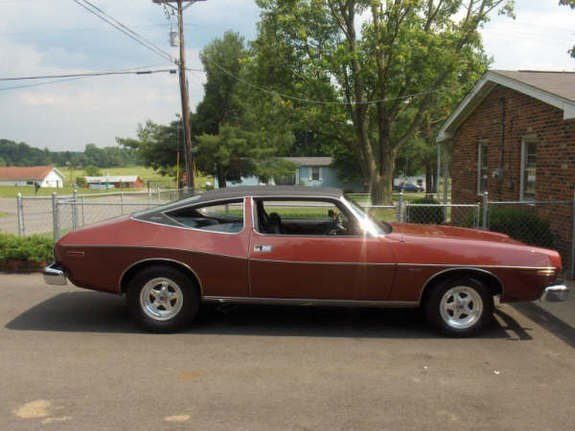 Another olematador 1974 AMC Matador post... - 8369908