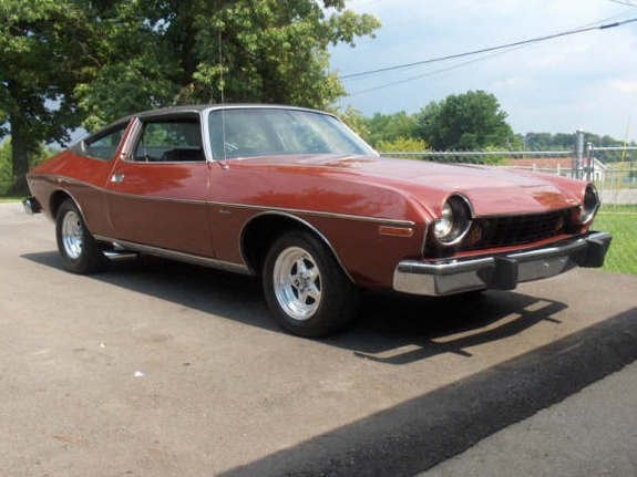Another olematador 1974 AMC Matador post... - 8369909
