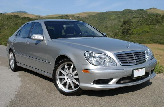 Another dhinds 2001 mercedes benz s class post photo for 2001 mercedes benz s600