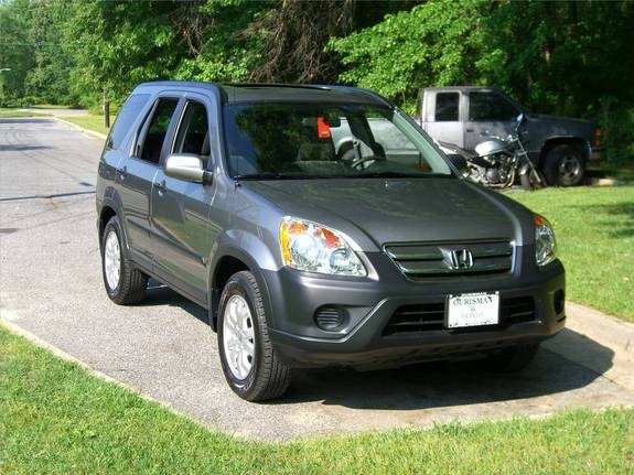 AirForce82 2006 Honda CR-V 8371832