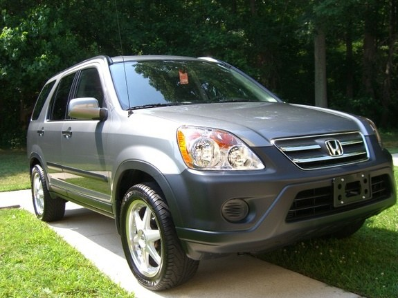 AirForce82's 2006 Honda CR-V
