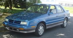 themagnificent 1992 Dodge Shadow
