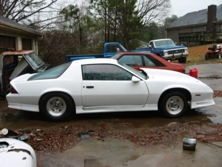 Another cheyenne383 1991 Chevrolet Camaro post... - 8378015