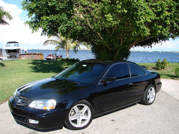 StealthCL 2001 Acura CL 8378442
