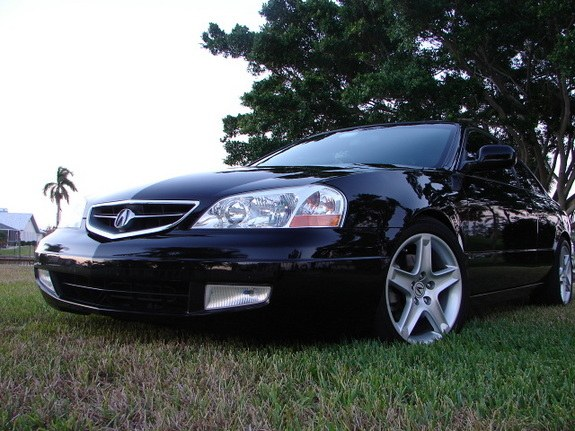 StealthCL 2001 Acura CL 8378448