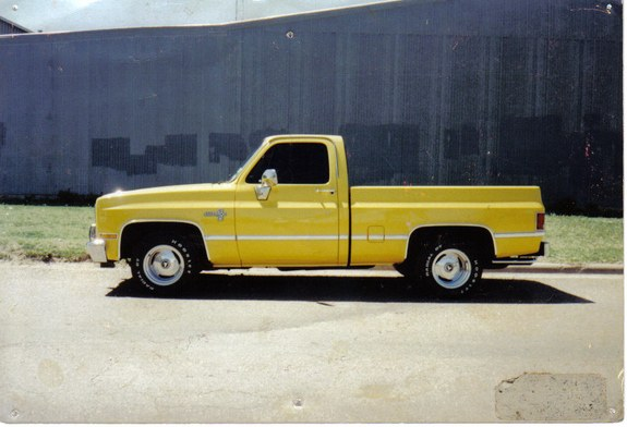 Another k00lguy 1984 Chevrolet C/K Pick-Up post... - 8536252