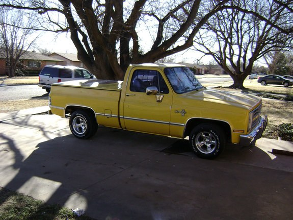 Another k00lguy 1984 Chevrolet C/K Pick-Up post... - 8536253