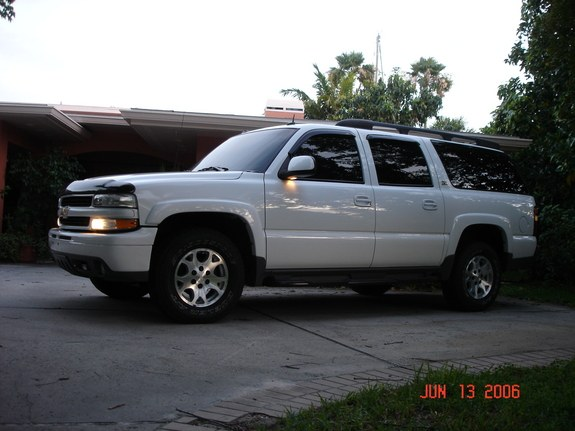 Another 1SIKGMC 2003 Chevrolet Suburban 1500 post... - 8380593