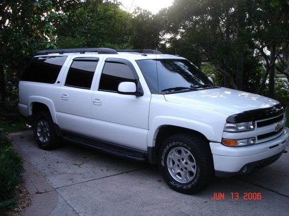 Another 1SIKGMC 2003 Chevrolet Suburban 1500 post... - 8380594
