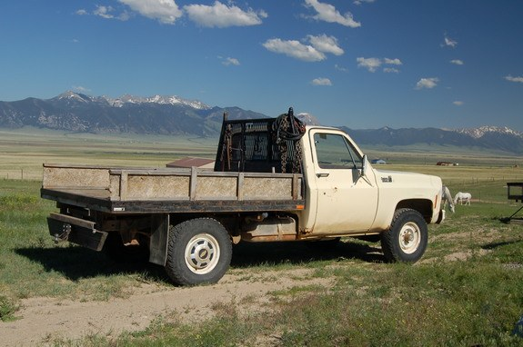 Another fmn3mb 1979 Chevrolet C/K Pick-Up post... - 8384821