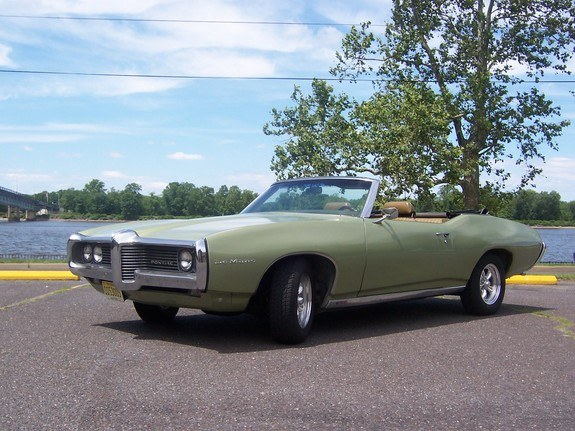 Greysonwinfield 1969 Pontiac Lemans Specs Photos