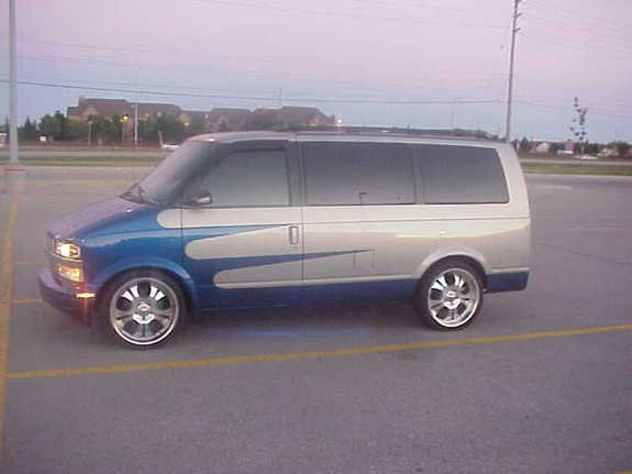 Another vondutchlives 1997 Chevrolet Astro post... - 8529999