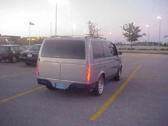 Another vondutchlives 1997 Chevrolet Astro post... - 8530002