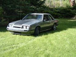 ttop84s 1984 Ford Mustang