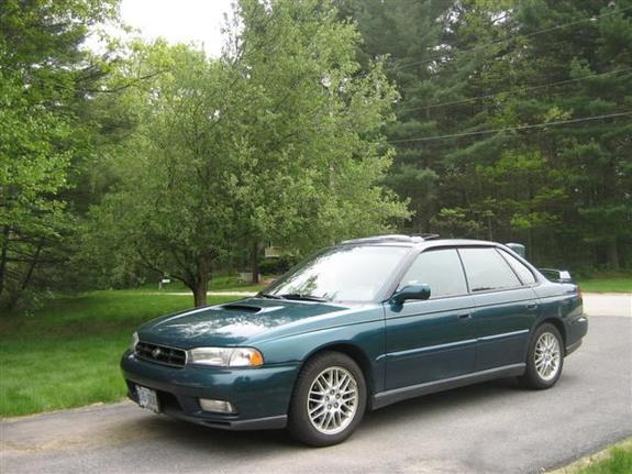 Another StalePhish 1999 Subaru Legacy post... - 8387269