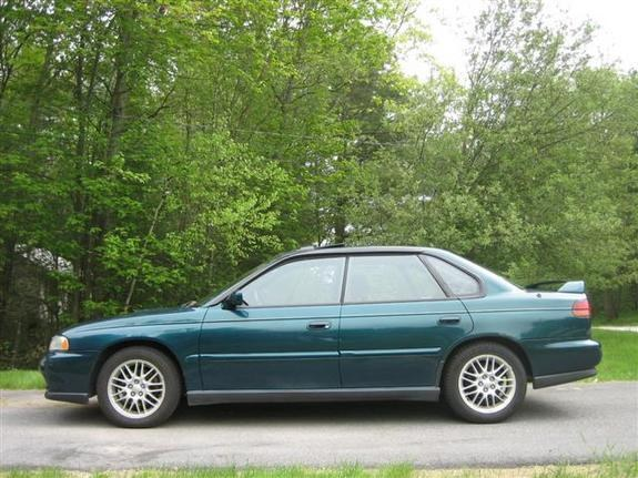 Another StalePhish 1999 Subaru Legacy post... - 8387270