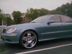 seunblazes 2000 Mercedes-Benz S-Class