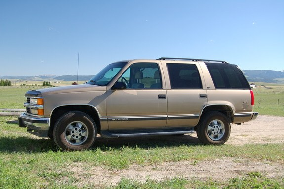 Another fmn3mb 1999 Chevrolet Tahoe post... - 8385236