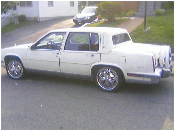 Another onyx02 1986 Cadillac DeVille post... - 8385875