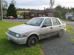 Rally_Project 1989 Hyundai Excel