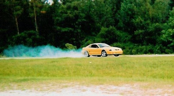 Stangerhayes S 1995 Ford Mustang Page 3 In Waverly Ga