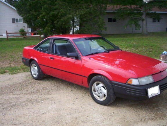 Cavi In Progress 1992 Chevrolet Cavalier 23816560007 Large