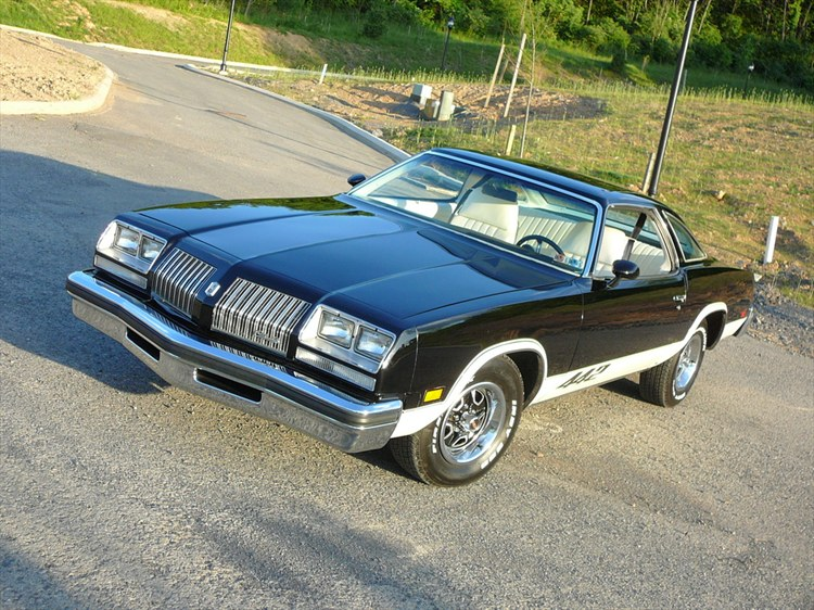 PSU442 1977 Oldsmobile 442 8389506