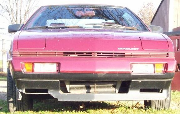 Another ilostmymindcom 1985 Chrysler Conquest post... - 8389641