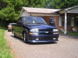 jennifers-xtreme 2000 Chevrolet S10 Regular Cab