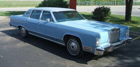 Hemichrysler 1978 Lincoln Continental Specs Photos Modification
