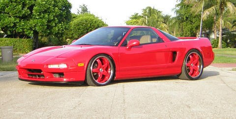 Another dgoodman 1995 Acura NSX post... - 8392306