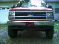 americanmuscle52s 1989 Chevrolet Silverado 1500 Regular Cab