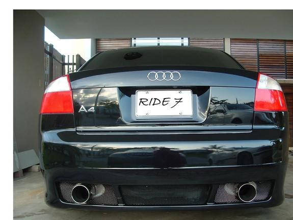 Another RIDE7 2003 Audi A4 post... - 8498394