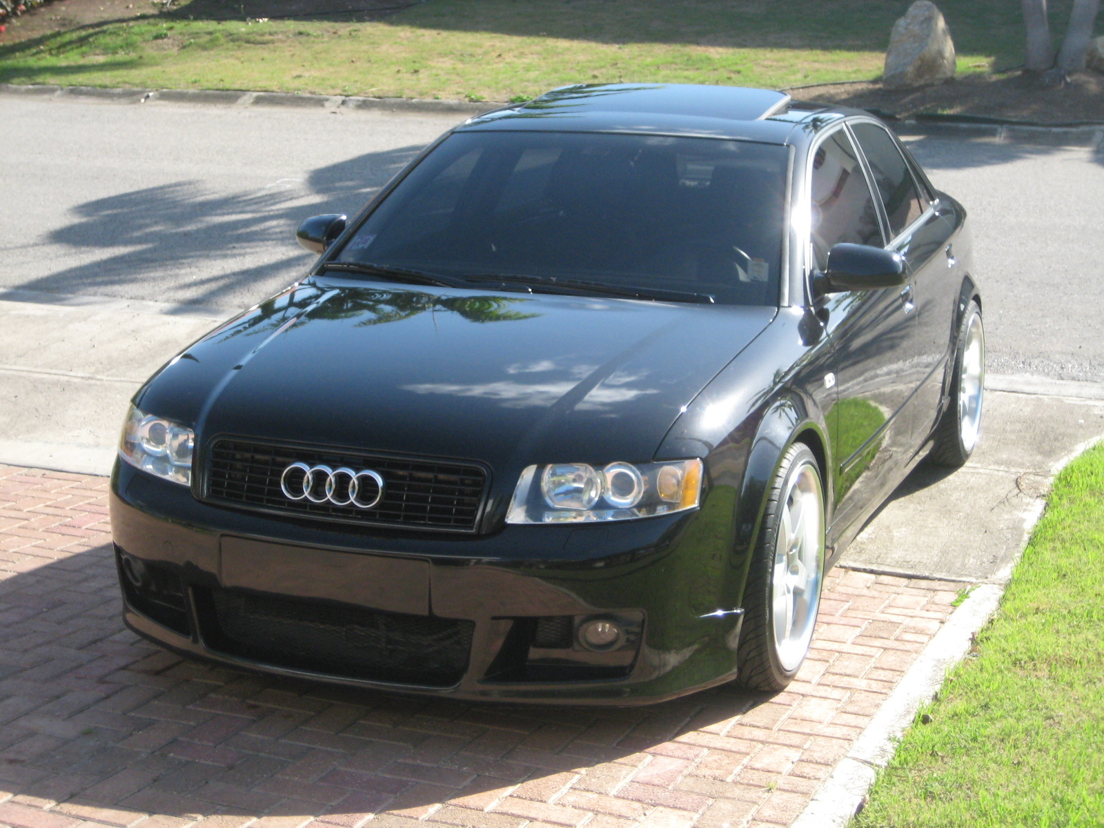 ride7 2003 audi a4 specs photos modification info at cardomain. Black Bedroom Furniture Sets. Home Design Ideas
