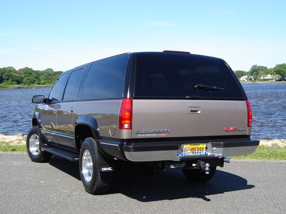 Another Fkrause 1996 Gmc Suburban 1500 Post Photo 8427210