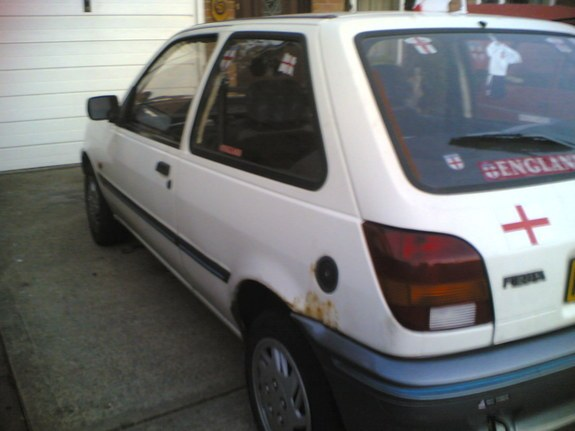 Another carmadmatty 1993 Ford Fiesta post... - 8394667