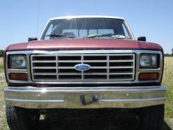 94plymouthlaser 1985 Ford F150 Regular Cab